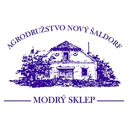 Vinařství Modrý sklep - logo