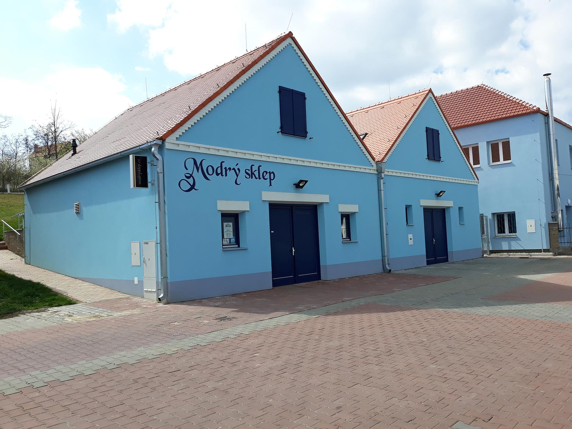 Vinařství Modrý sklep