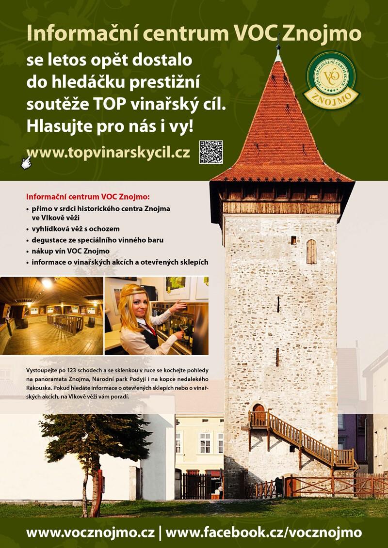 Udělejte z Vlkovky TOP vinařský cíl!