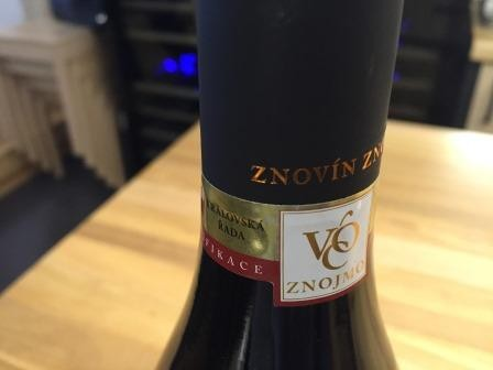 VOC Znojmo představuje svůj poklad: první královské ryzlinky