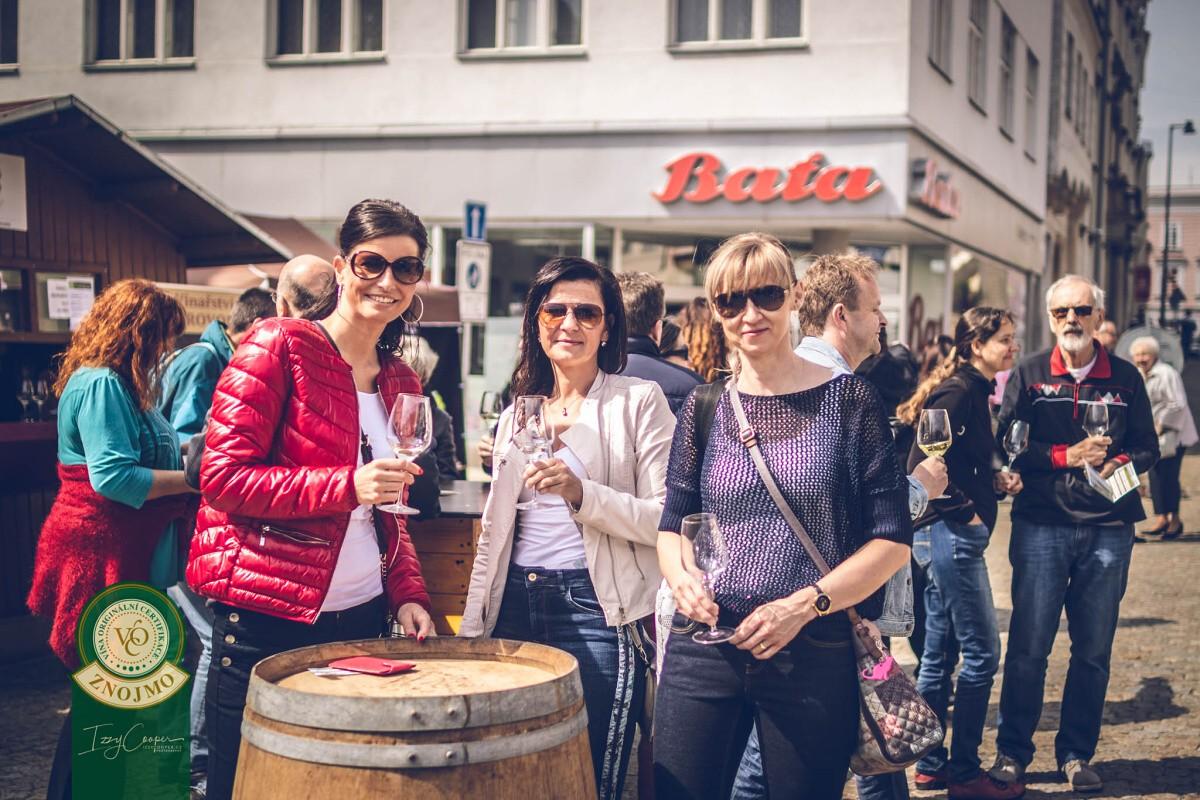 Festival vína VOC Znojmo trhl návštěvnický rekord! Přišlo9900lidí