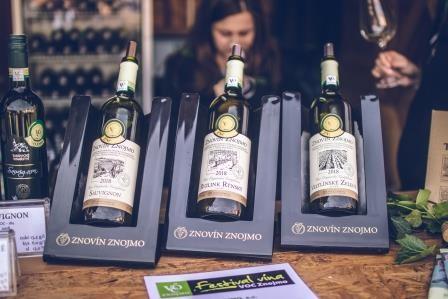 Znovín uspěl na soutěži v Koreji s celou kolekcí vín VOC Znojmo