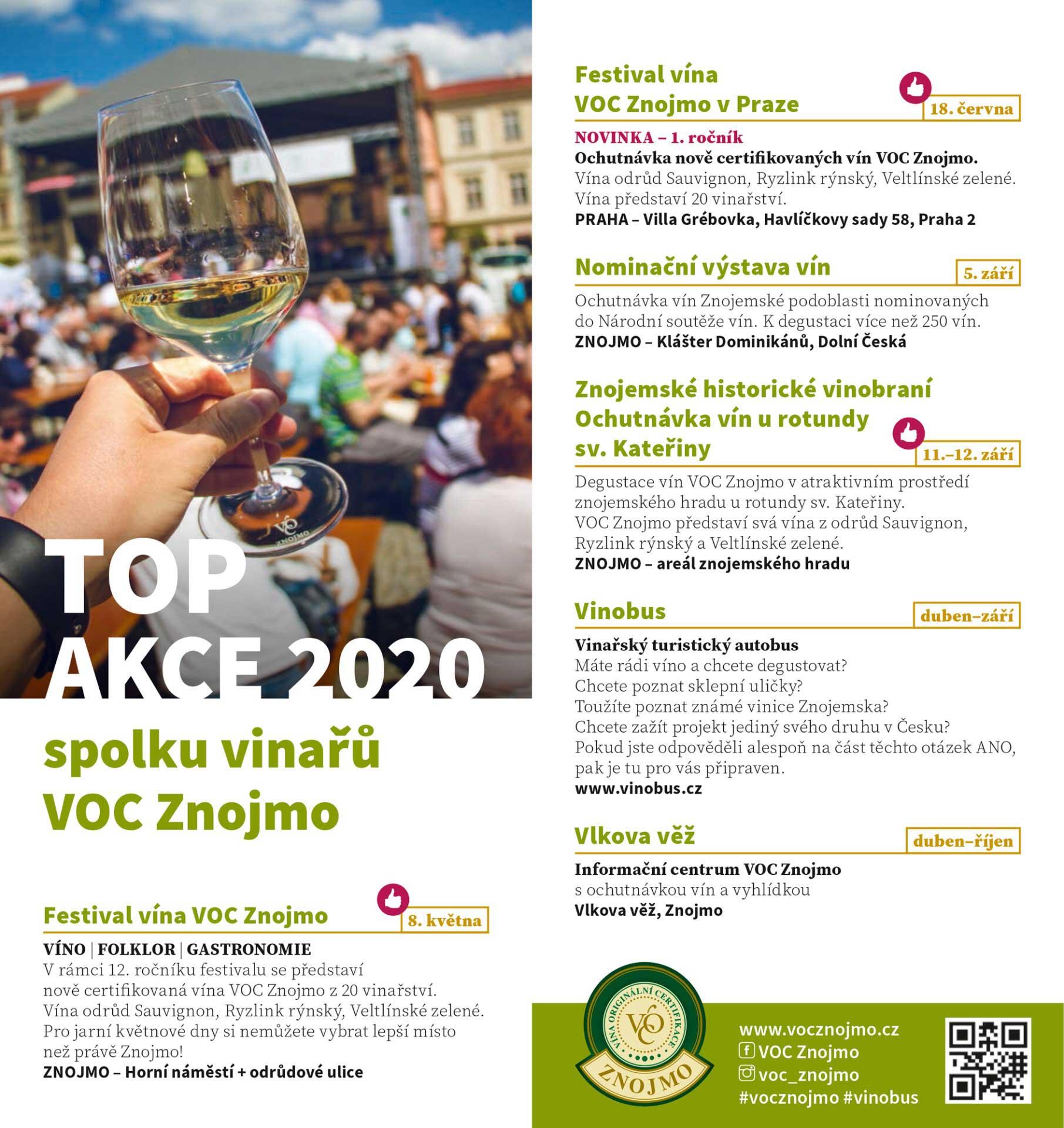 Rok 2020 s VOC Znojmo