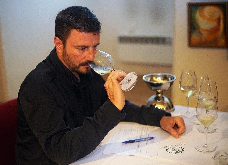 Vína ze srpnového zatřiďování budou k ochutnání na Festivalu vína VOC Znojmo