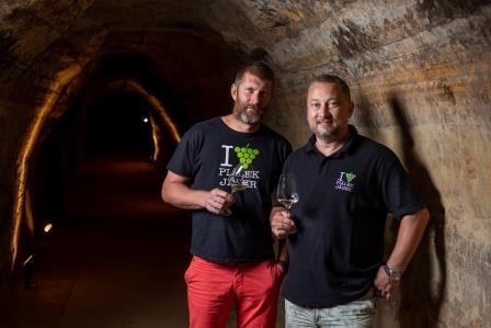 Tři kandidáti z VOC Znojmo ve finále soutěže Vinařství roku