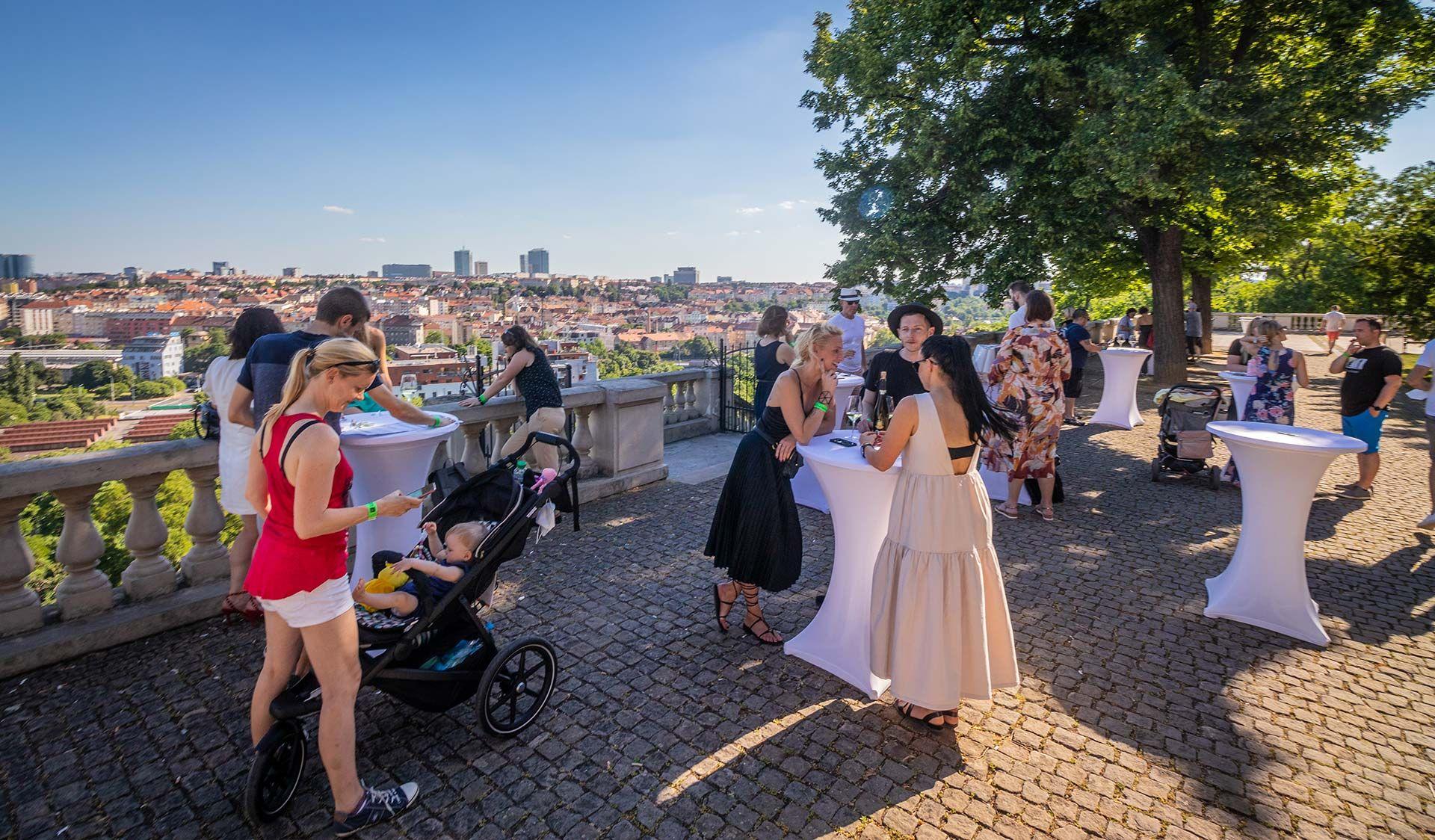 Nefalšovaná Morava v srdci Prahy
