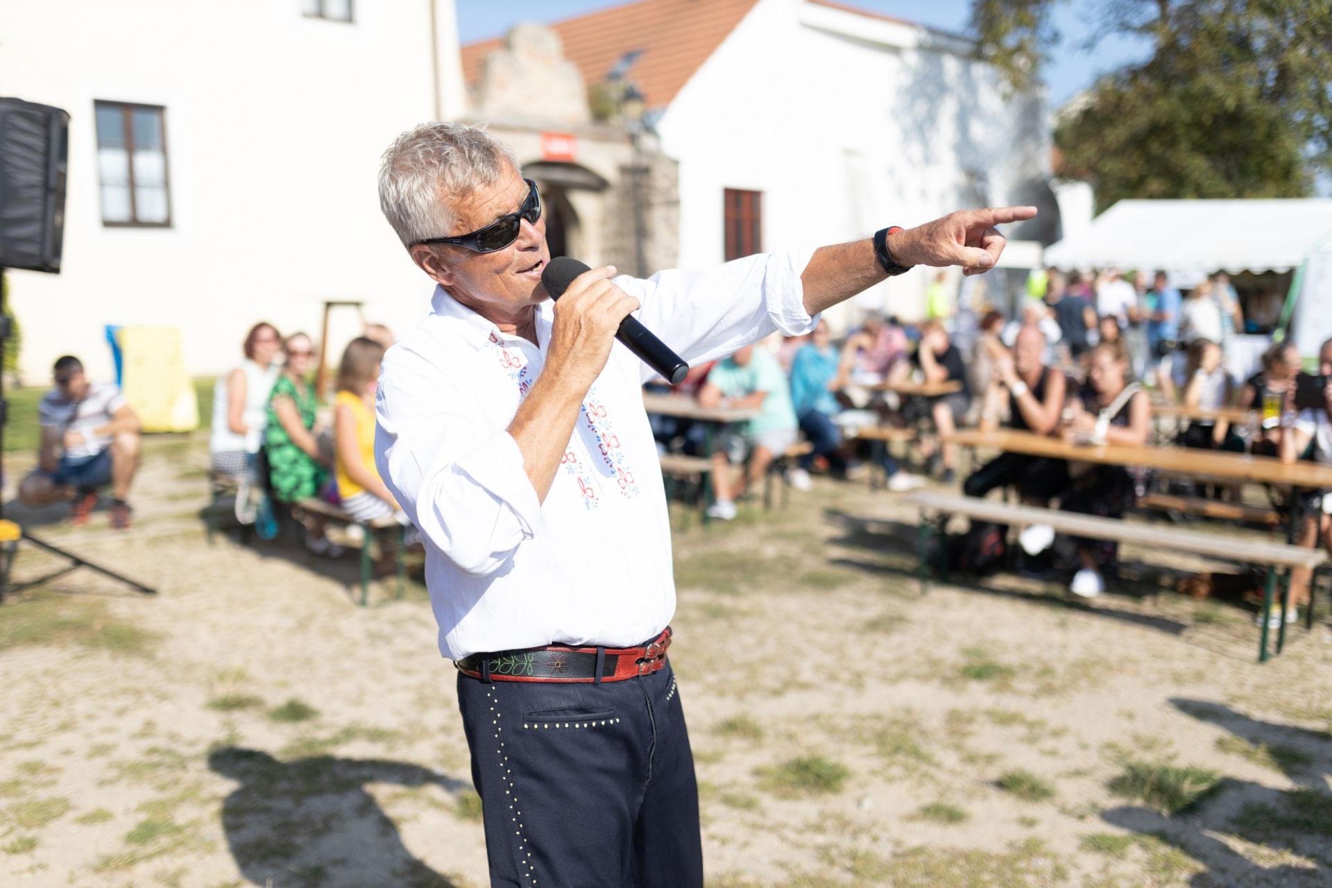 Festival proměnil Znojmo v místo zaslíbené