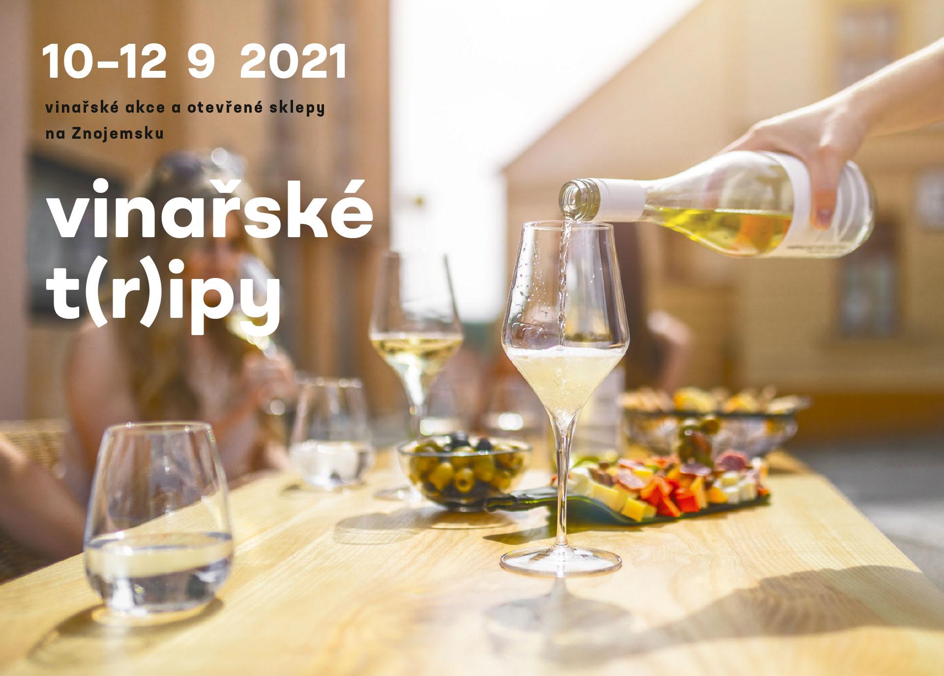 Otevírací doba vinařů VOC Znojmo v rámci vinařských t(r)ipů